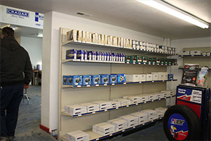 Darryl's Tire & Service Center Parts